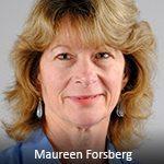 Forsberg, Maureen