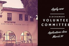 Apply for San Luis Obispo Chamber of Commerce Committees