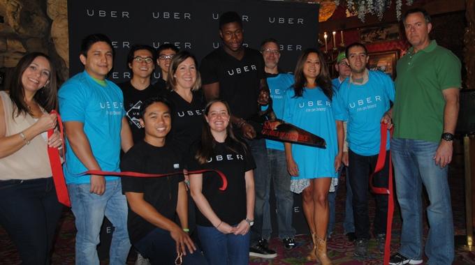 New Member: Uber