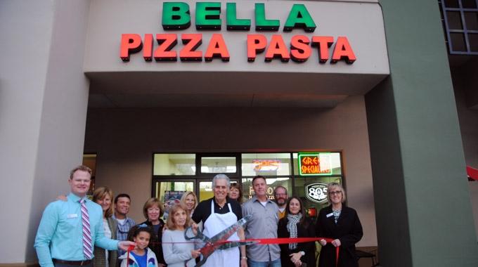 Ribbon Cutting: Bella Pizza Pasta