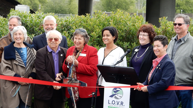 Ribbon cutting: Los Osos Valley Road Traffic Relief Project