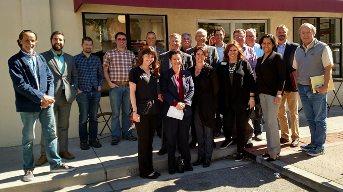 SLO Chamber Business Visit