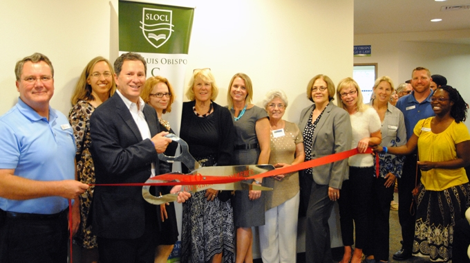 Ribbon Cutting: San Luis Obispo College of Law