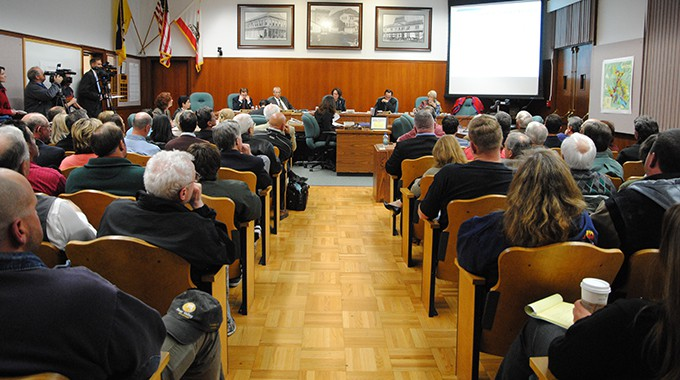 City Council
