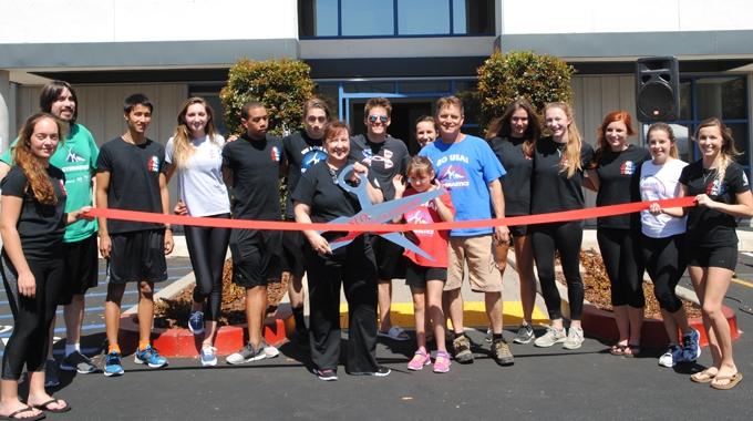 New Building | Central Coast Gymnastics Sports Center, Inc.