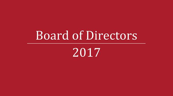 Your 2017 SLO Chamber Board of Directors