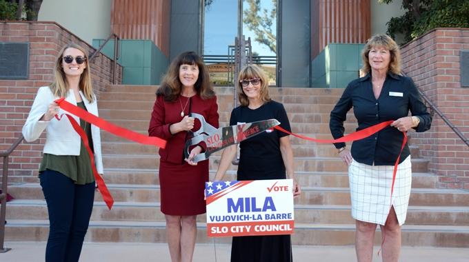 New Member | Mila Vujovich-La Barre for SLO City Council