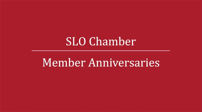 Member Anniversaries: From 20 to 50 years