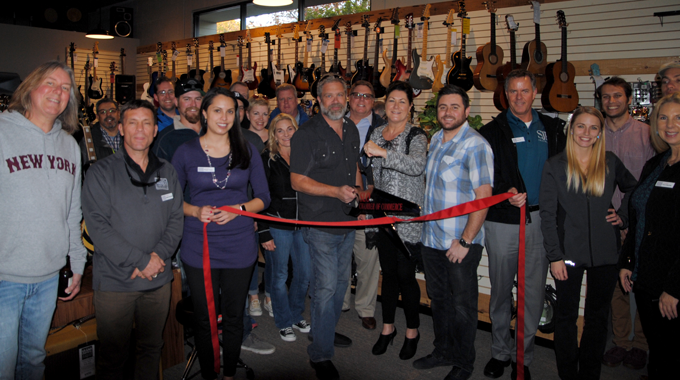 Ribbon Cutting | Grand Central Music and Conservatory