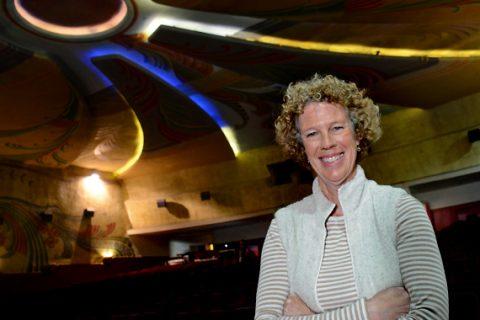 Wendy Eidson at the Fremont Theatre in San Luis Obispo, California