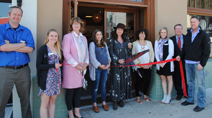 Ribbon Cutting | Len Collective