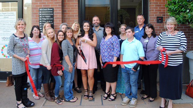 Ribbon Cutting | The Queen's Court