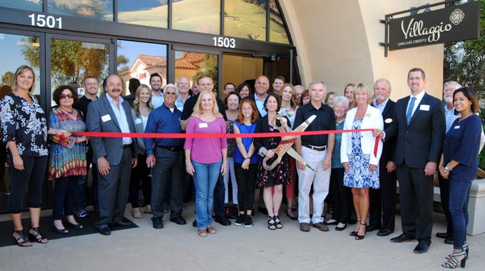 Welcome Center | Villaggio at San Luis Obispo