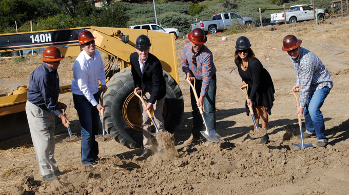 Ground Breaking | Robbins|Reed – Noveno and Vintage at SLO