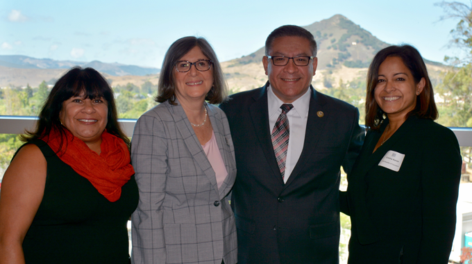Carbajal emphasizes bipartisan efforts