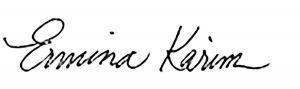 Ermina Karim Signature2