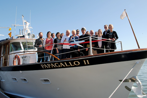 onboard nautical events