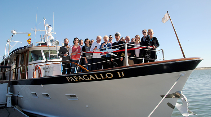 New Member | Onboard Nautical Events