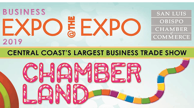2019 EXPO at the Expo_Chamber Land flyer
