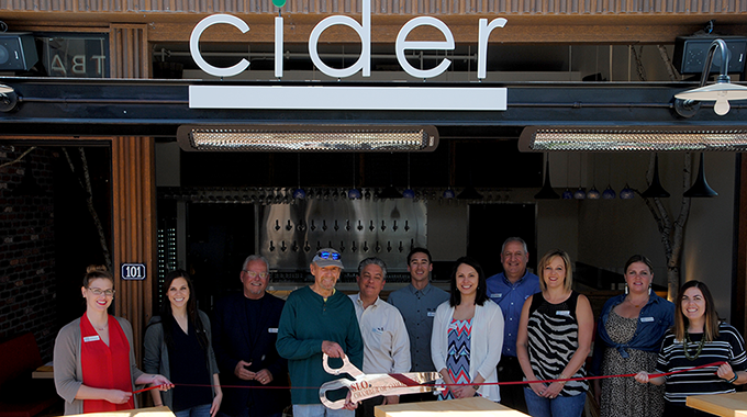 New Member | Cider Bar, LLC
