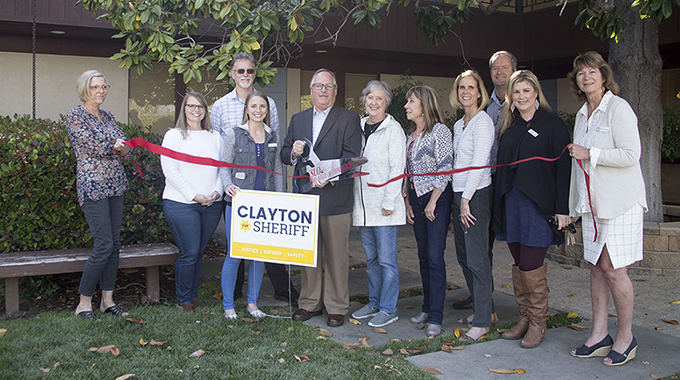 New Member | Gregory Clayton for Sheriff
