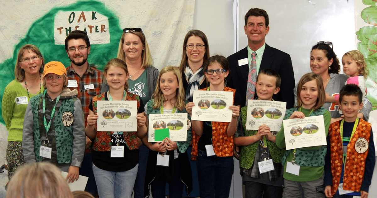 Newly trained nature guides honored at Santa