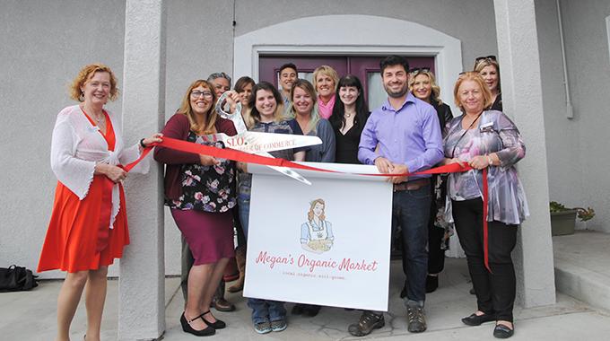 New Member | Megan's Organic Market