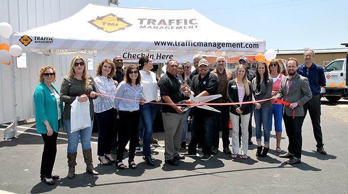 New Member   Traffic Management, Inc.