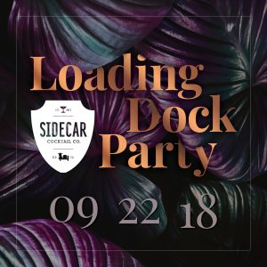 Loading Dock Party 2018