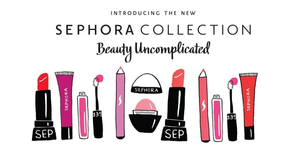 sephora collection beauty uncomplicated event san luis obispo