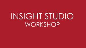 insight studio workshop