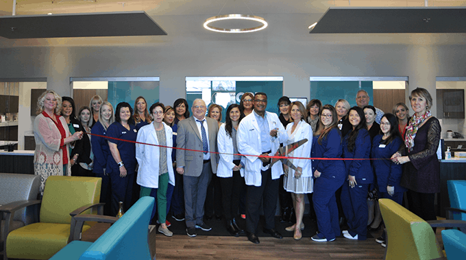 Ribbon Cutting | FCPP Family Health