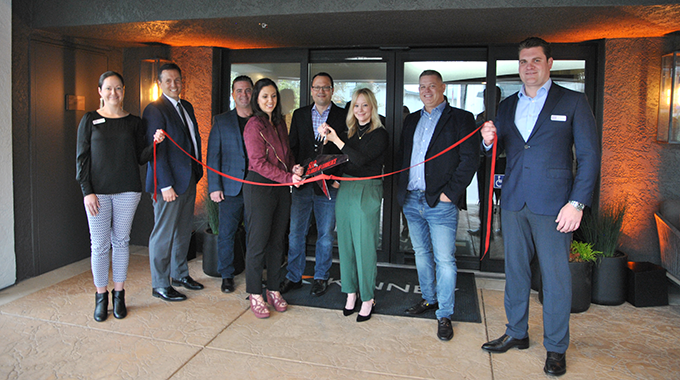 Ribbon Cutting | The Kinney SLO (Pacifica Hotels)