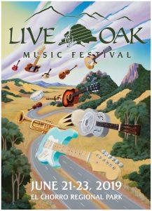 live oak music fest