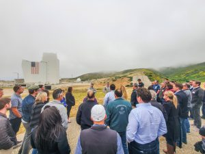 Insight Studio Trip to Vandenberg