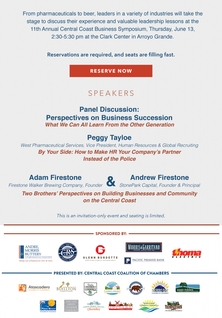central coast business symposium