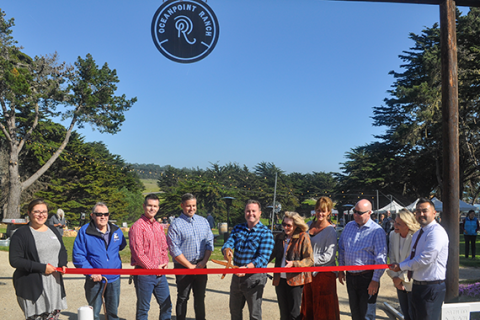 oceanpoint ranch ribbon cutting