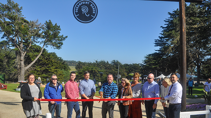 Ribbon Cutting | Oceanpoint Ranch