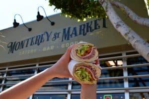Monterey st. market