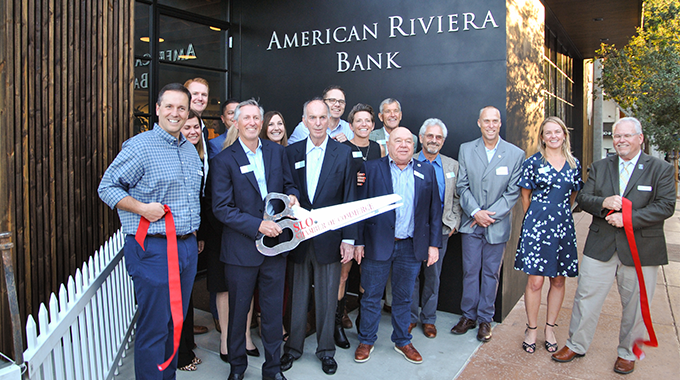New Branch | American Riviera Bank