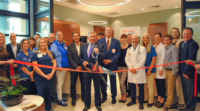 Grand Opening | French Hospital – Oppenheimer Family Center