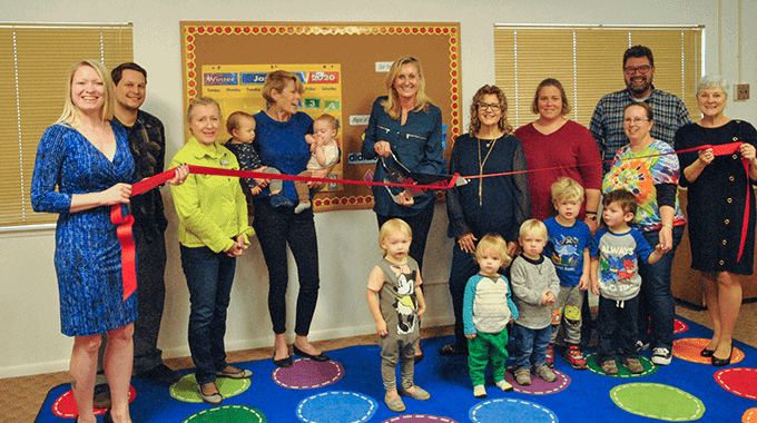 New Member | Hand in Hand Preschool and Infant Center