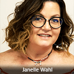 Janelle Wahl, RRM