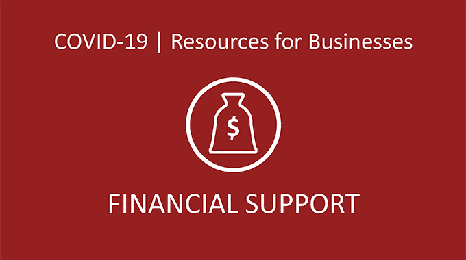 COVID-19 | Financial relief & resources