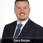 Gary Borjan, Community West Bank