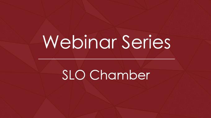 slo chamber webinar series