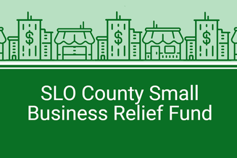 slo county business relief fund