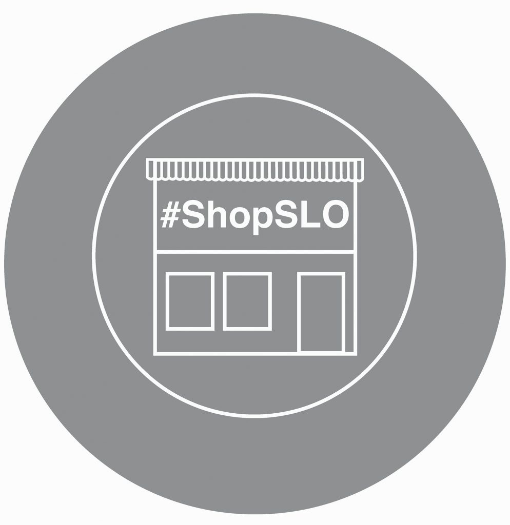 shop slo graphic