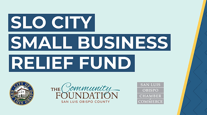 Applications open for $260,000 SLO City Small Business Relief Fund