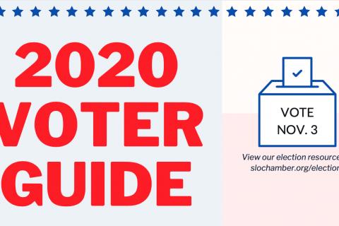 2020 SLO Chamber Voter Guide